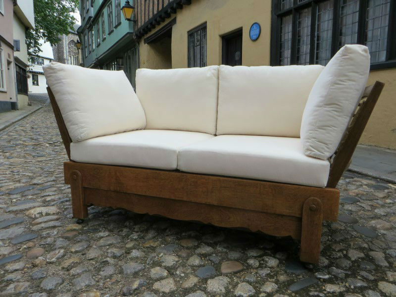 Heals Sofa Bed Arts Amp Crafts Antiques