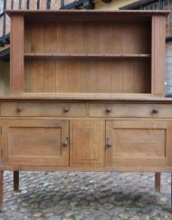 Heals Oak Dresser unpolished