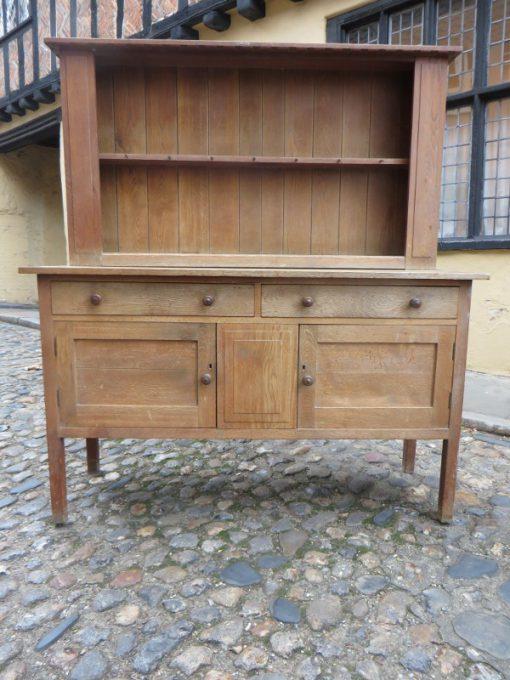 Heals Oak Dresser unpolished