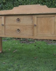 Heals Oak Sideboard designed by Ambrose Heal