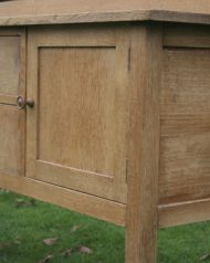 Heals Oak Sideboard designed by Ambrose Heal