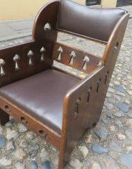 Arts and Craft Arm chair Goodyer Regents Street London
