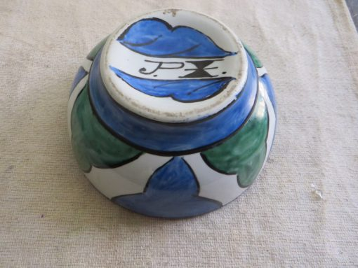 John Pearson small ceramic pedestal dish