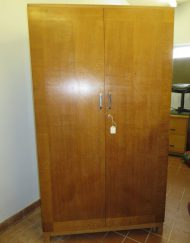 Heals single Oak Wardrobe