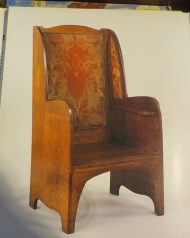 Ambrose Heals Settel chairs